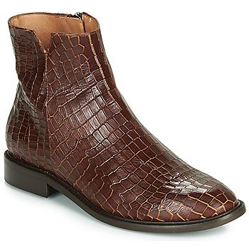 Παπούτσια Γυναίκα Μπότες Fericelli LANAELLE Brown