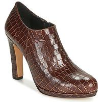 Παπούτσια Γυναίκα Χαμηλές Μπότες Fericelli OMBRETTA Brown
