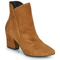 Παπούτσια Γυναίκα Μποτίνια Fericelli JORDENONE Camel