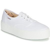 Παπούτσια Γυναίκα Χαμηλά Sneakers Victoria 1915 DOBLE LONA Άσπρο