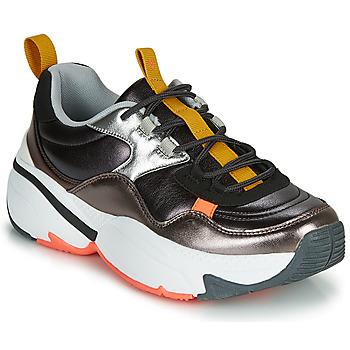 Παπούτσια Γυναίκα Χαμηλά Sneakers Victoria AIRE MULTI Black