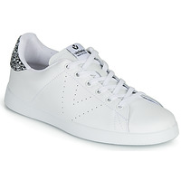 Παπούτσια Γυναίκα Χαμηλά Sneakers Victoria TENIS PIEL Άσπρο