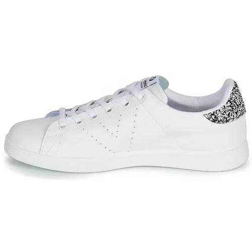 TENIS PIEL  Victoria  χαμηλά sneakers  woman  άσπρο.