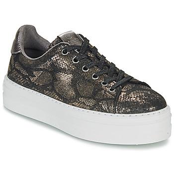 Παπούτσια Γυναίκα Χαμηλά Sneakers Victoria BARCELONA DEPORTIVO Black