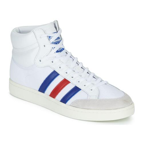 Παπούτσια Ψηλά Sneakers adidas Originals AMERICANA HI Άσπρο / Μπλέ / Red