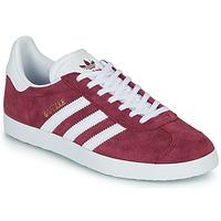 Παπούτσια Χαμηλά Sneakers adidas Originals GAZELLE Bordeaux