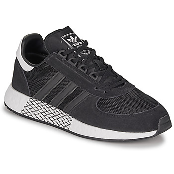 Παπούτσια Άνδρας Χαμηλά Sneakers adidas Originals MARATHON TECH Black