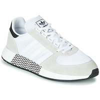 Παπούτσια Χαμηλά Sneakers adidas Originals MARATHON TECH Άσπρο