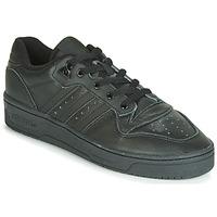 Παπούτσια Άνδρας Χαμηλά Sneakers adidas Originals RIVALRY LOW Black