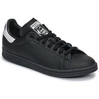 Παπούτσια Χαμηλά Sneakers adidas Originals STAN SMITH Black / Άσπρο