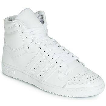 Παπούτσια Άνδρας Ψηλά Sneakers adidas Originals TOP TEN HI Άσπρο