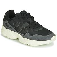 Παπούτσια Άνδρας Χαμηλά Sneakers adidas Originals YUNG-96 Black