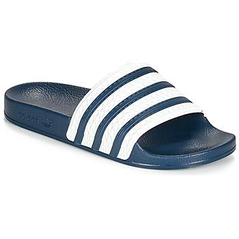 Παπούτσια σαγιονάρες adidas Originals ADILETTE Μπλέ / Άσπρο