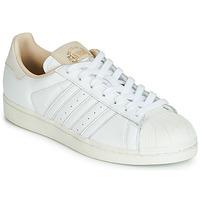 Παπούτσια Χαμηλά Sneakers adidas Originals SUPERSTAR Άσπρο / Beige
