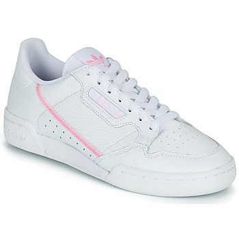 Xαμηλά Sneakers adidas CONTINENTAL 80 W ΣΤΕΛΕΧΟΣ Δέρμα και συνθετικό ΕΠΕΝΔΥΣΗ Ύφασμα ΕΣ ΣΟΛΑ Ύφασμα ΕΞ ΣΟΛΑ Καουτσούκ