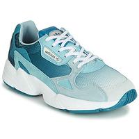 Παπούτσια Γυναίκα Χαμηλά Sneakers adidas Originals FALCON W Μπλέ