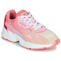 Παπούτσια Γυναίκα Χαμηλά Sneakers adidas Originals FALCON W Ροζ