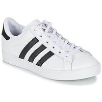 Παπούτσια Παιδί Χαμηλά Sneakers adidas Originals COAST STAR J Άσπρο / Black