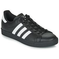 Παπούτσια Παιδί Χαμηλά Sneakers adidas Originals COAST STAR J Black / Άσπρο