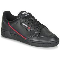 Παπούτσια Παιδί Χαμηλά Sneakers adidas Originals CONTINENTAL 80 J Black