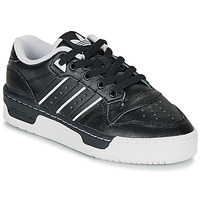 Παπούτσια Παιδί Χαμηλά Sneakers adidas Originals RIVALRY LOW J Black