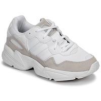 Παπούτσια Παιδί Χαμηλά Sneakers adidas Originals YUNG-96 J Beige