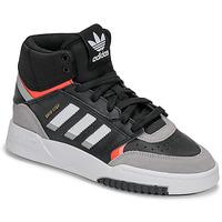 Παπούτσια Αγόρι Χαμηλά Sneakers adidas Originals DROP STEP J Black / Grey