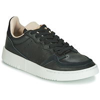 Παπούτσια Παιδί Χαμηλά Sneakers adidas Originals SUPERCOURT J Black