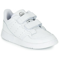 Παπούτσια Παιδί Χαμηλά Sneakers adidas Originals SUPERCOURT CF I Άσπρο