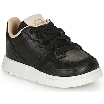 Παπούτσια Παιδί Χαμηλά Sneakers adidas Originals SUPERCOURT EL I Black