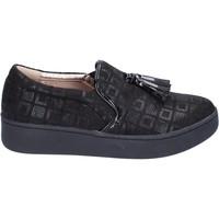 Παπούτσια Γυναίκα Slip on Uma Parker slip on camoscio sintetico Nero