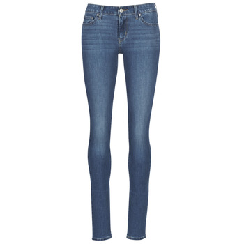 Υφασμάτινα Γυναίκα Skinny jeans Levi's 711 SKINNY Believe / It / Dore / Not