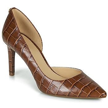 Παπούτσια Γυναίκα Γόβες MICHAEL Michael Kors DOROTHY FLEX D'ORSAY Brown