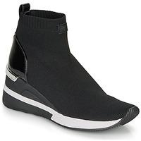 Παπούτσια Γυναίκα Ψηλά Sneakers MICHAEL Michael Kors SKYLER Black