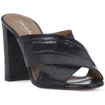 Παπούτσια Γυναίκα Τσόκαρα Priv Lab NERO KAIMAN Nero