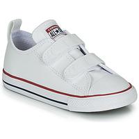 Παπούτσια Παιδί Χαμηλά Sneakers Converse CHUCK TAYLOR ALL STAR 2V - OX Άσπρο