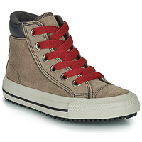 Παπούτσια Ψηλά Sneakers Converse CHUCK TAYLOR ALL STAR PC BOOT BOOTS ON MARS - HI Brown