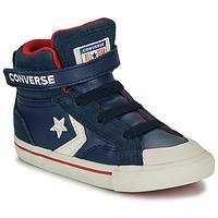 Παπούτσια Παιδί Ψηλά Sneakers Converse PRO BLAZE STRAP - HI Navy