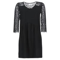 Υφασμάτινα Γυναίκα Κοντά Φορέματα Betty London LUUNA Black
