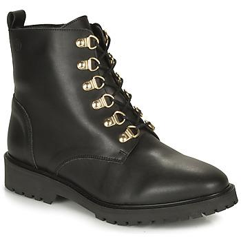 Παπούτσια Γυναίκα Μπότες Betty London LYSIS Black / Vegan