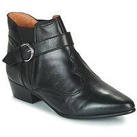 Παπούτσια Γυναίκα Μπότες Betty London LYDWINE Black