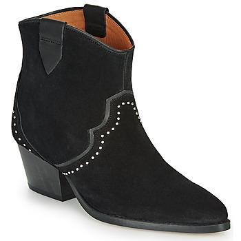 Παπούτσια Γυναίκα Μποτίνια Betty London LOUELLA Black