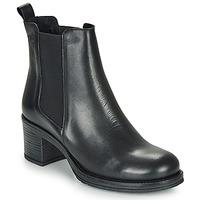 Παπούτσια Γυναίκα Μποτίνια Betty London LOUE Black