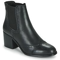 Παπούτσια Γυναίκα Μποτίνια Betty London LARISSA Black