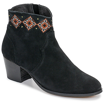 Παπούτσια Γυναίκα Μποτίνια Betty London LAURE-ELISE Black