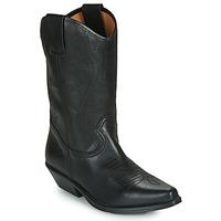 Παπούτσια Γυναίκα Μπότες για την πόλη Betty London LOVA Black