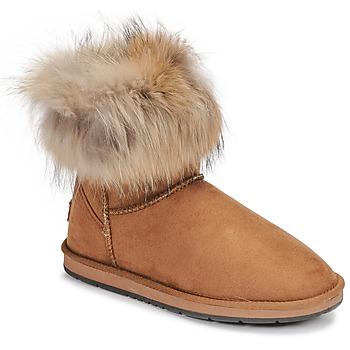 Παπούτσια Γυναίκα Μπότες Kaleo JADES Camel