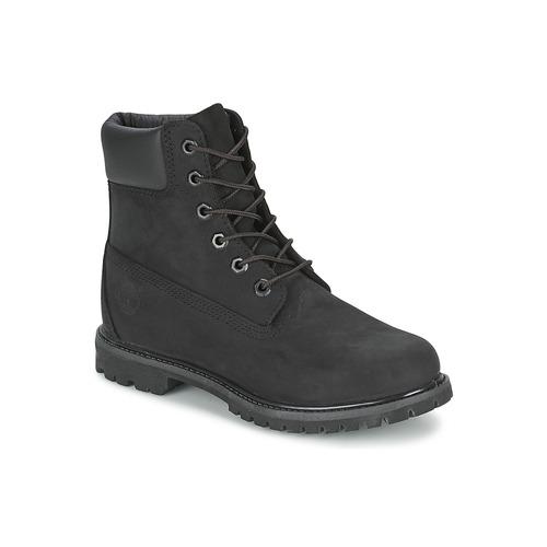 Παπούτσια Γυναίκα Μπότες Timberland 6IN PREMIUM BOOT - W Black