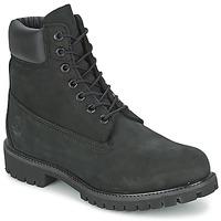 Παπούτσια Άνδρας Μπότες Timberland 6IN PREMIUM BOOT Black