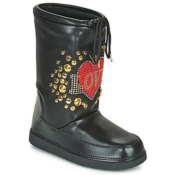 Παπούτσια Γυναίκα Snow boots Love Moschino SKI BOOT Black